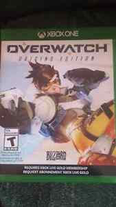 Overwatch on Xbox one for sale  Kitchener / Waterloo Kitchener Area image 1