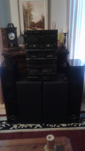 Stereo Lot  great deal