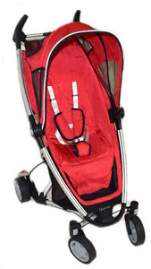 Quinny Zapp Stroller and Storage Bag