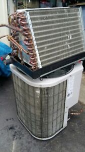 2 ton Carrier central air-conditioner - USED