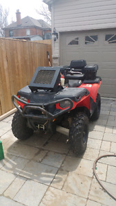 Atv for sale with extras cheap sale