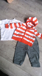 6-12 month baby outfit