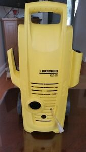 Karcher K2.56 Deluxe Housing Complete Replacement with wheels