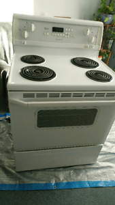 Older stove but in immaculate shape 150.00 OBO