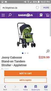 Joovy sit n stand *trade only* London Ontario image 1