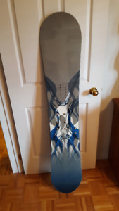 snowboard - planche a neige : SIMS ABSOLUTE 152cm all mountain