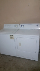 Can deliver / ge washer and Inglis dryer perfect condition