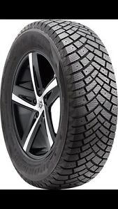 New winter tires 205/55/16 ironman polar  Prince George British Columbia image 1
