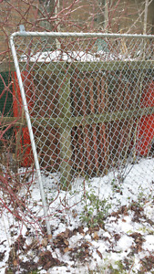 Large 6' Chainlink Gate