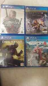3 games for sale 1 for trade
