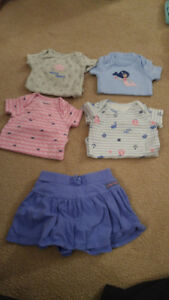 3 month summer clothing