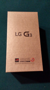 Telephone Cellulaire Android LG G3 Comme neuf !