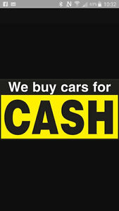 WE PAY TOP PRICE ( $$ ) FOR SCRAPE CAR & PICK-UP 5145158669