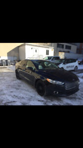 2014 Ford Fusion Berline