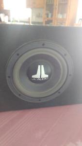 8 inch jl audio