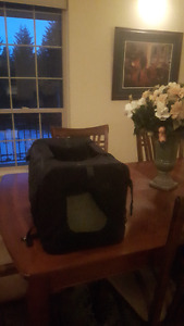 Dog Crate ,Backpack and Carrying Case