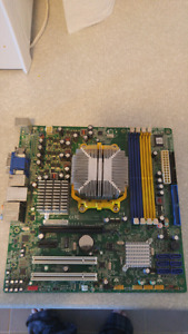 Gateway DX4200 Motherboard with free Modem and AMD Processor