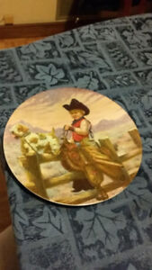 Decorative Collection Plate