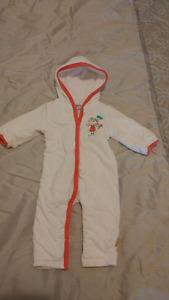Manteau léger bébé