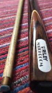 Vintage Riley Match room Snooker Cue