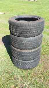 (4) Kumho Summer Tires 215/50R15 London Ontario image 1