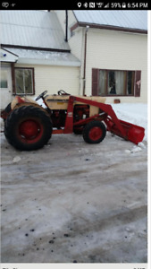530 case tractor