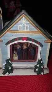 Christmas houses. $20 each.  Sarnia Sarnia Area image 1