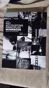 Key Accounting Principles volume two fourth edition  Kitchener / Waterloo Kitchener Area image 2