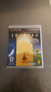 Journey collector's edition for PS3