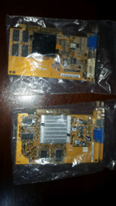 2 Asus graphic cards (possibly trade)