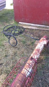 For sale 6 inch hydraulic grain auger.