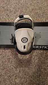 Winterstick Snowboard with Bindings - Used  London Ontario image 3