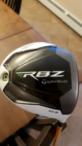 Taylor Made RBZ driver 10.5