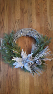 Christmas wreath - brand new