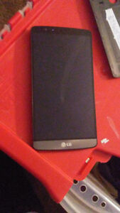 unlocked lg g3 with extras
