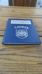 1984 Listowel high school year book