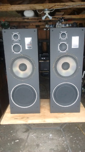 Nikko Audio towers