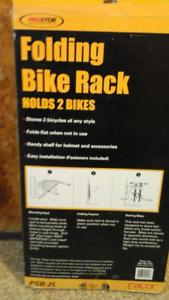 Support pour rangement de 2 vélos
