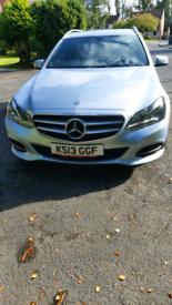 Mercedes benz e220 Estate 2013