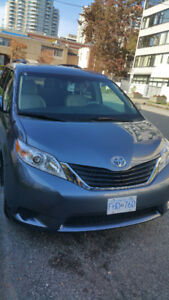 2014 Toyota Sienna Local Van, No Major Accidents Kept Awesome