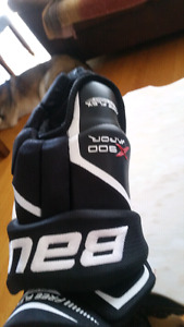 Hockey gloves amazing price quick dale 15 inch
