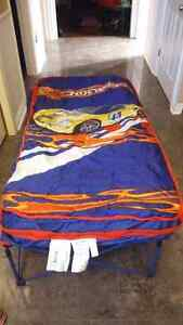 Hot Wheels Inflatable Bed