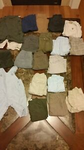 Boys pants sizes 0-12 mos $2 each or 6for $10 Kitchener / Waterloo Kitchener Area image 1