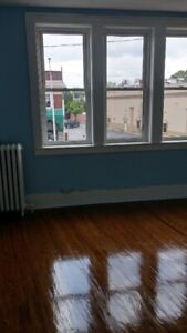 Large clean two bedroom apartment for lease