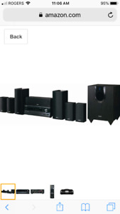 Onkyo Home Surround System for Sale