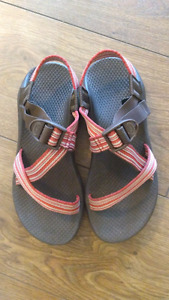 Chaco Sport Sandles-Size 7.5- Like New