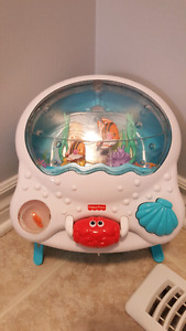 Crib Musical Aquarium