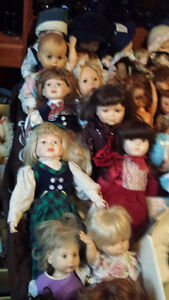 One of the most Largest Doll Collection Ever - Estate Sale London Ontario image 4