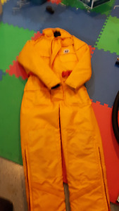 Mustang Floater Suit - Size Small