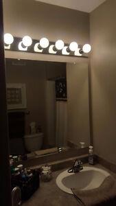 *Reduced* like new bathroom vanity light- 24 inches x 4.5 inches Regina Regina Area image 1